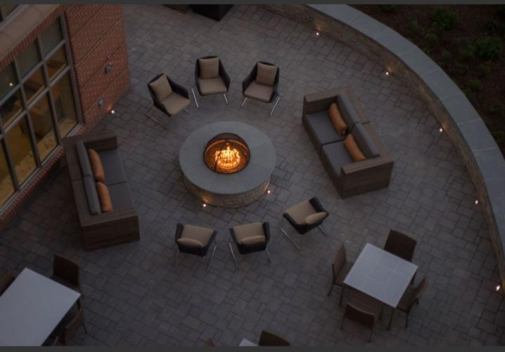 Patio / Firepit