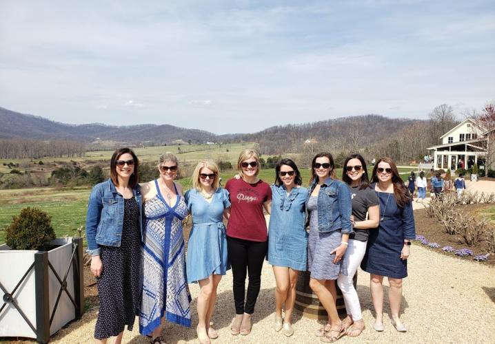 Wine Tour Charlottesville