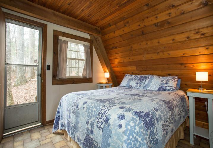 Montfair Cottage Cedar Bedrooms