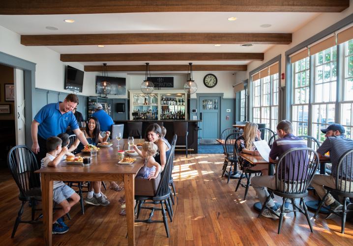 Restoration Dining Room