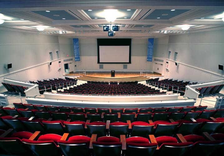 Abbott Center Auditorium