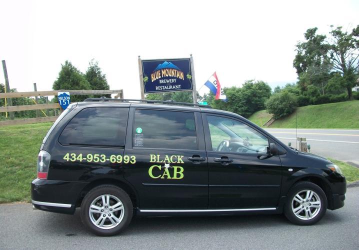 Black Cab Blue Mountain