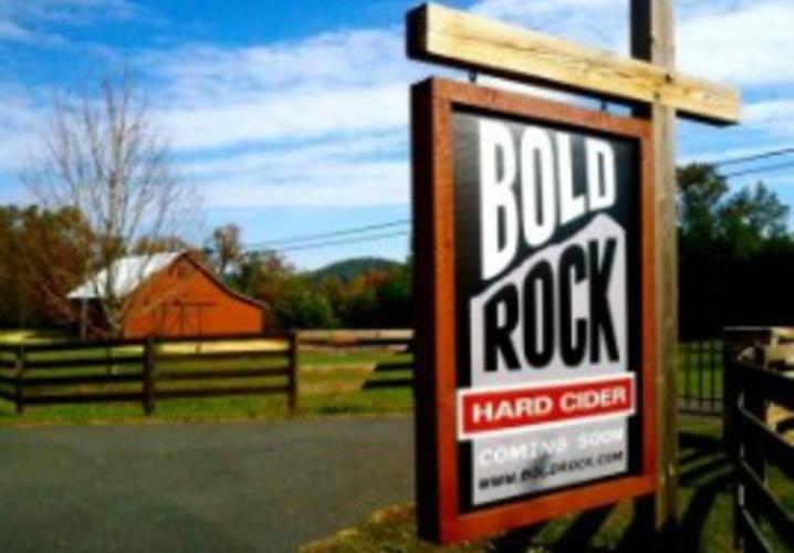 Bold Rock Cidery