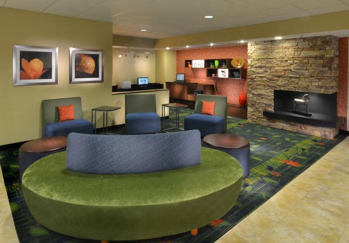 Welcome to the newly renovated Fairfield Inn & Suites Charlottesville North