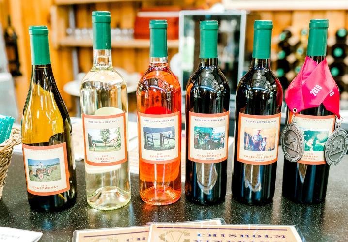100% Estate Grown Wine