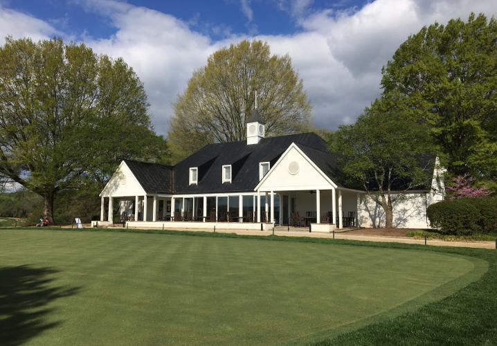 Birdwood Golf Clubhouse