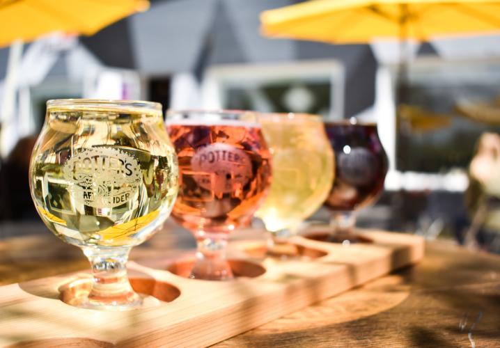 The Cider Garden