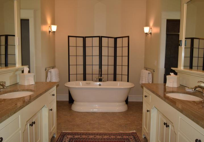 Orient Expressed Bathroom