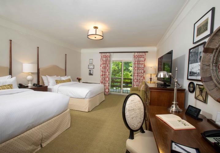 Boar's Head Double Bed Room
