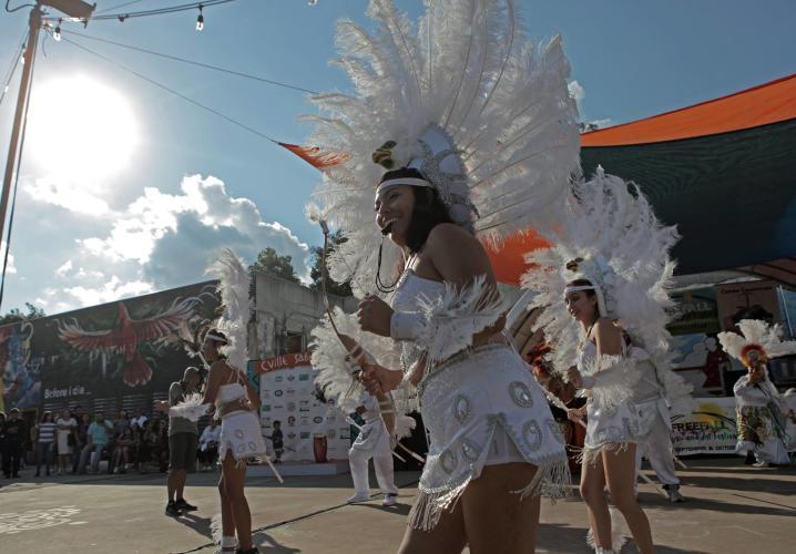 Cville Sabroso Latin American Culture Festival