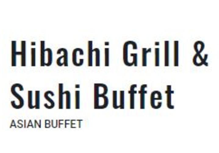 Hibachi Name Image