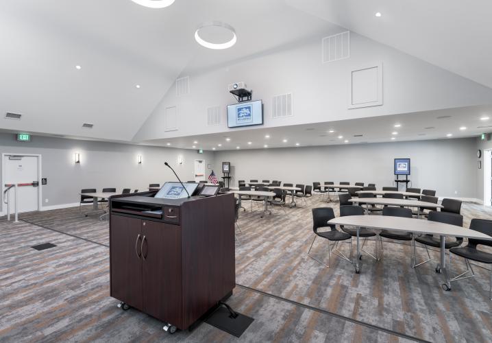 Hillsdale Large Meeting Room
