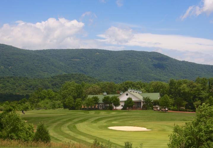 Golf Club Mtns