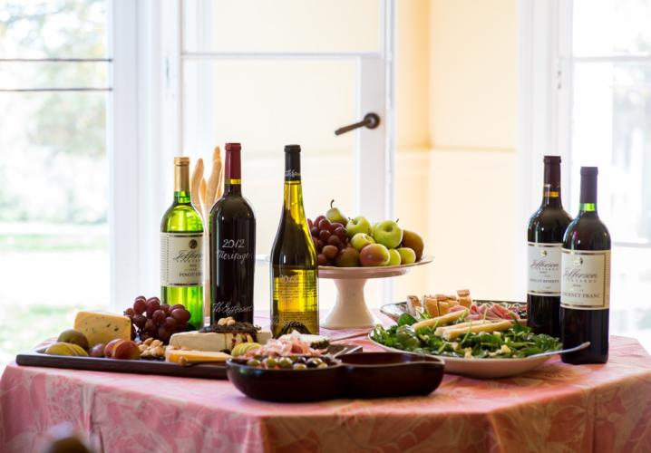 Food and Wine Pairing Events