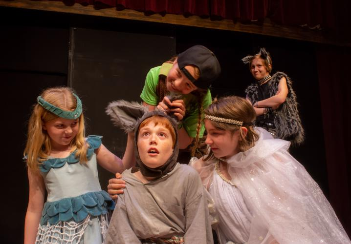 Live Arts Teenish Theater Workshop