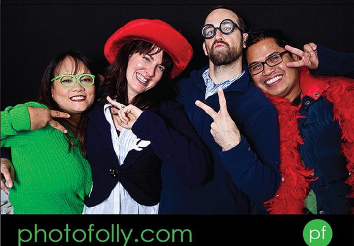 Photo Folly Photo Booth Fun!
