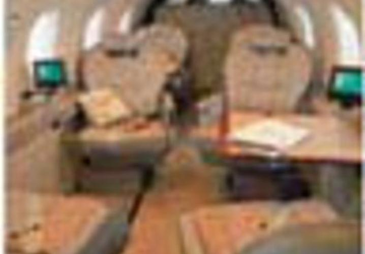 Interior Image Meridian Air Group