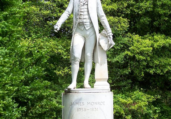 Monroe Statue