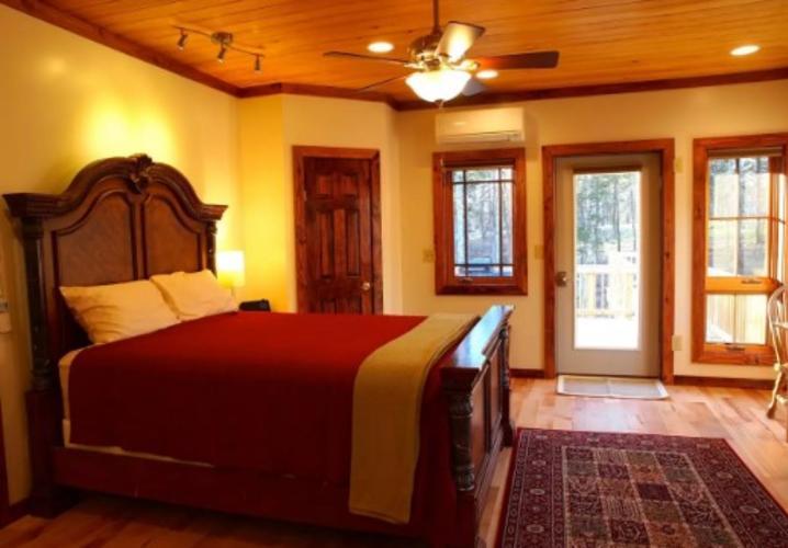 Suite A in the Zen Barn