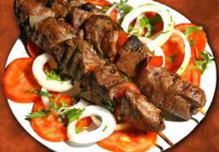 Lamb Sish Kebab