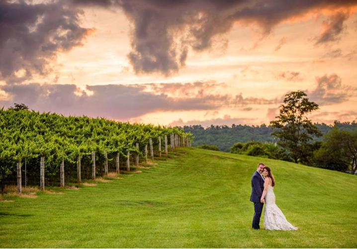Weddings at Trump Winery