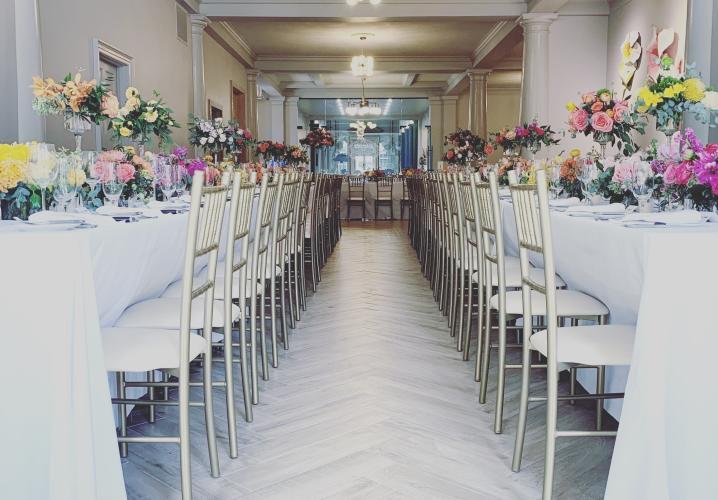 Vault Hall_ wedding