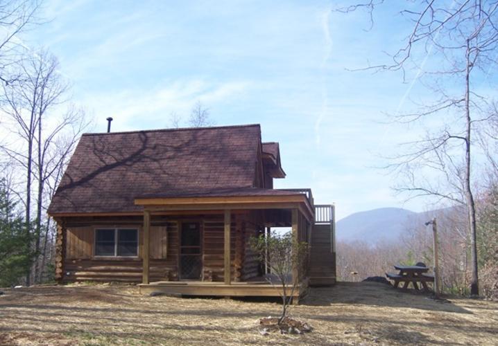 Afton Log Cabin