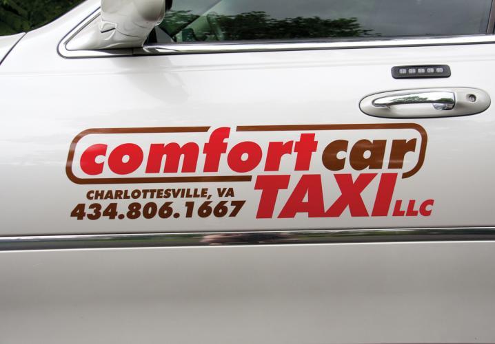 Comfort Car Taxi LLC III