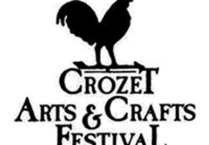 crozet arts & crafts logo