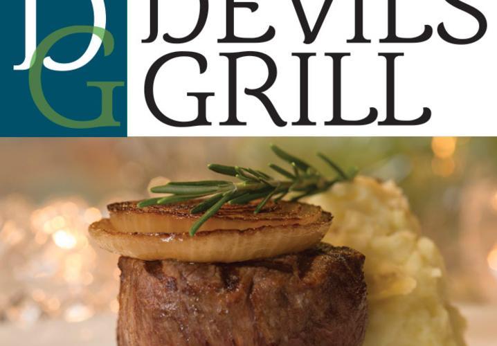 devil's grill