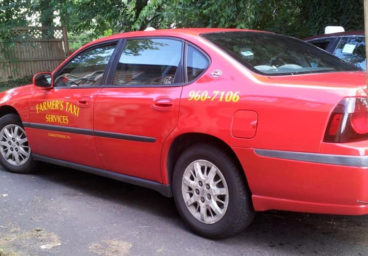 farmer's taxi service
