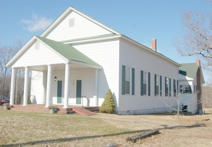 fork baptist church