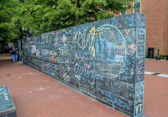freedom of speech wall