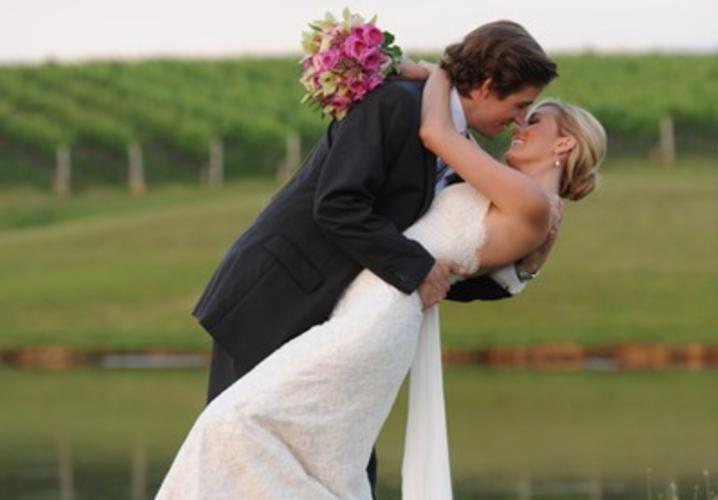 Weddings at Keswick Vineyards