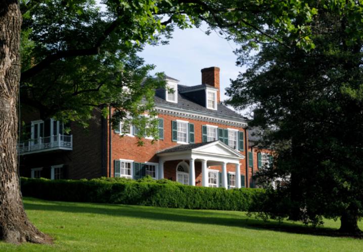 Morven Main House