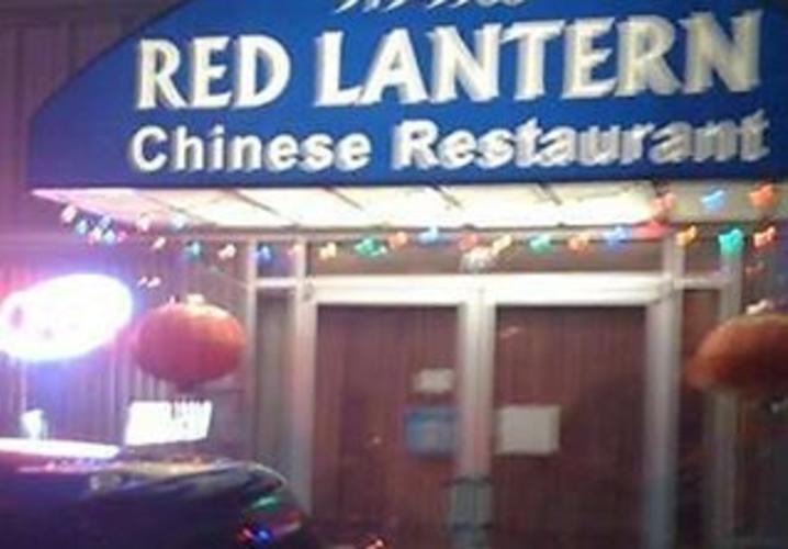 red lanturn