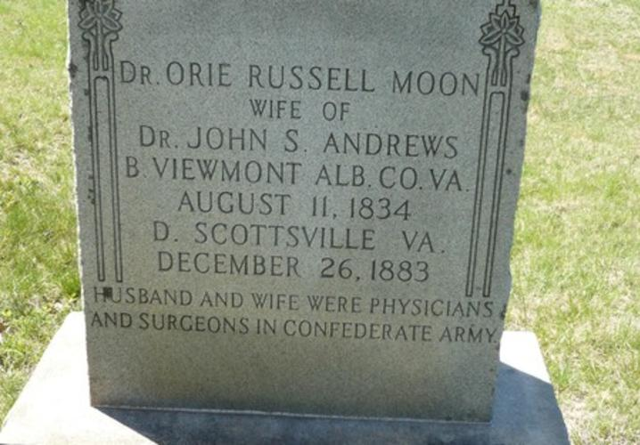 Scottsville Cemetery