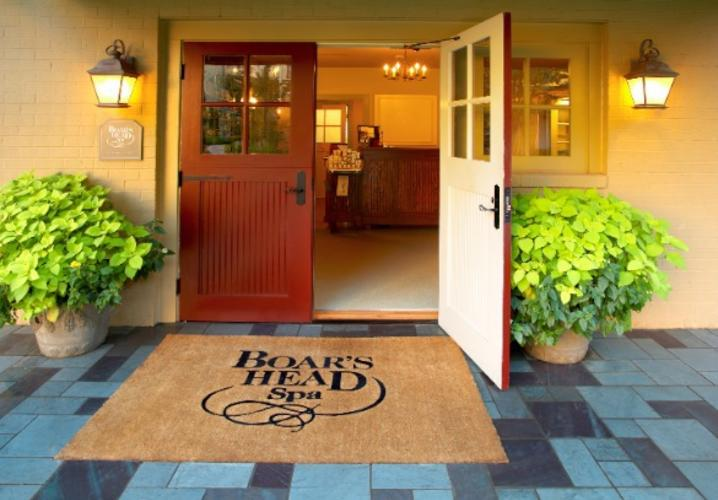 Relax at The Boar's Head Spa