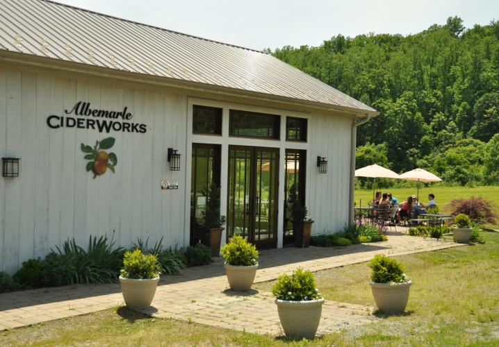 Welcome to Albemarle Ciderworks