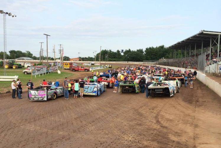 Annual Kids Club Meet the Drivers Night at Red Cedar Speedway