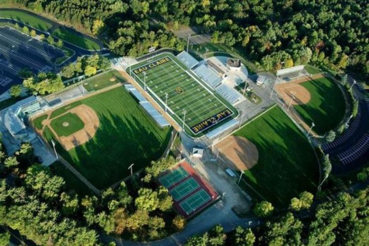 Carson Park-Aerial