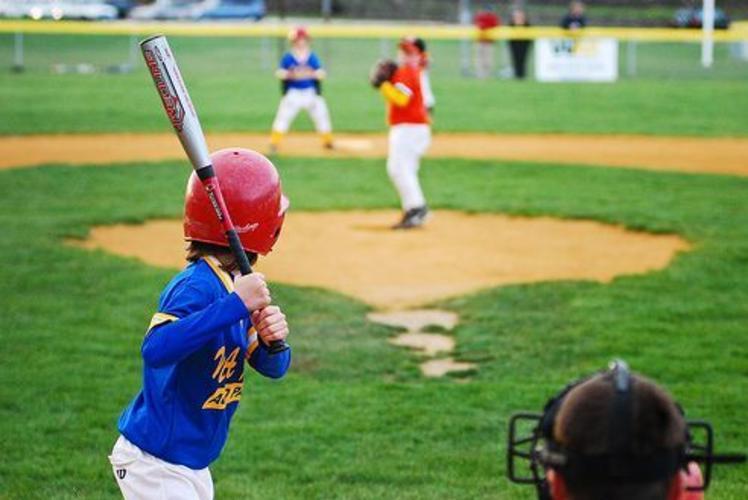 Fairfax Baseball field