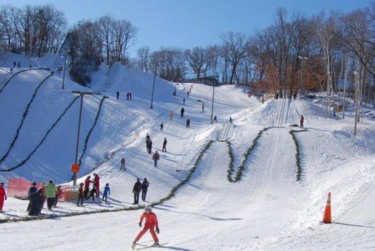 Mt. Washington Ski Hill