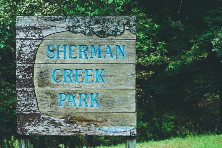 Sherman Neighborhood Park in Eau Claire, Wisconsin