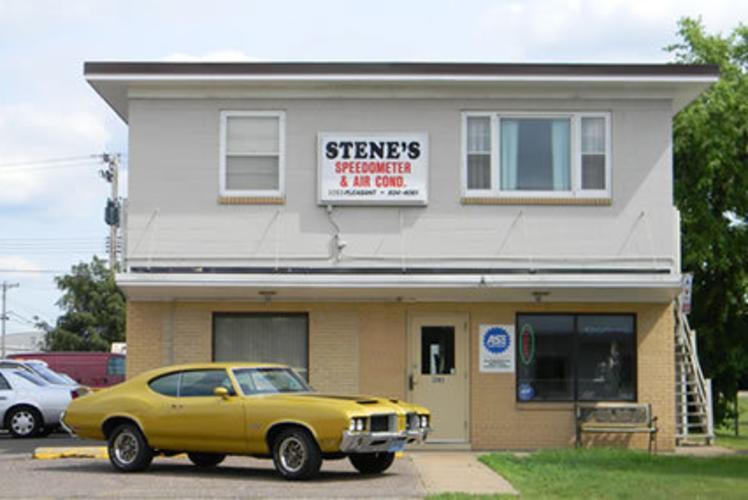 Stene's Speedometer & Air Cond.