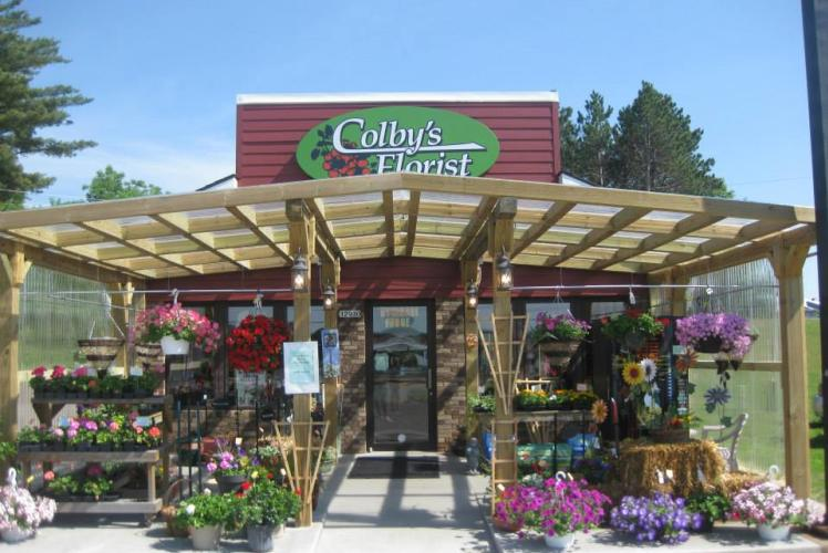 Eau Claire Florist and gift shop