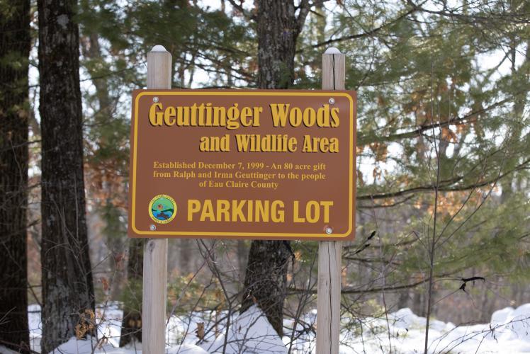 Guettinger Woods & Wildlife Area