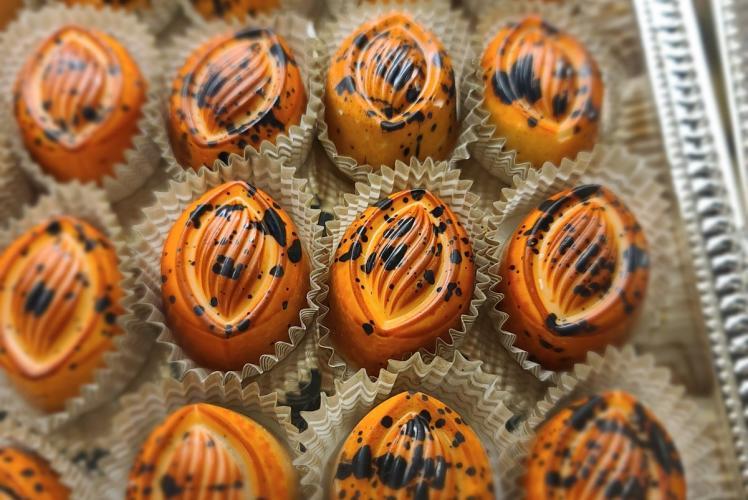 Sweet Driver Chocolates