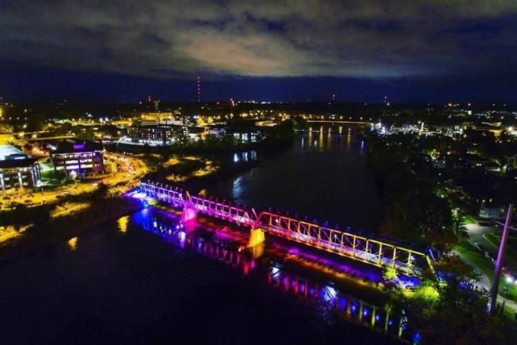 Downtown Eau Claire Inc. City of Bridges