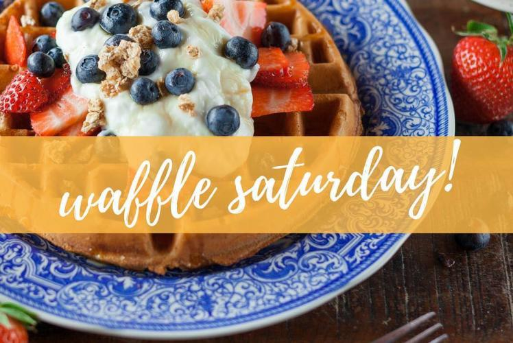 The Living Room Coffee House & Roastery - Cameron Street Waffle Saturdays (Eau Claire, WI)